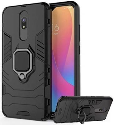 Wellpoint Back Cover for MI Redmi 8A, Plain, Case, Cover, MI Redmi 8(Black, Grip Case)