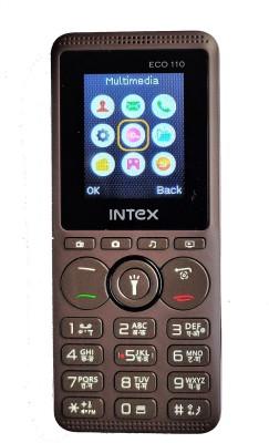 Intex Eco 110(Coffee Black)