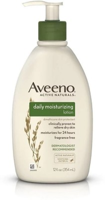 Aveeno Daily Moisturizing Lotion - 354ml(354 ml)