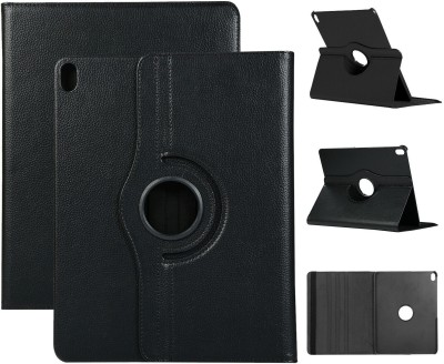 Instyle Book Cover for Apple iPad (7th Gen) 32 GB 10.2 Inch(Black)