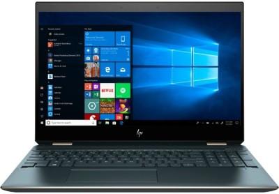 HP Spectre X360 15DF1033DX 2 in 1 Laptop (Core i7 10th Gen 16 GB + 32 GB Optane/512 GB SSD/Win 10 Home/2 GB Grap) 15.6 inch