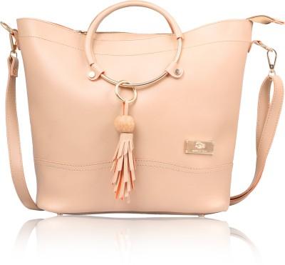 JFC Silver Sling Bag ST 00CRRING JFC Sling Bags