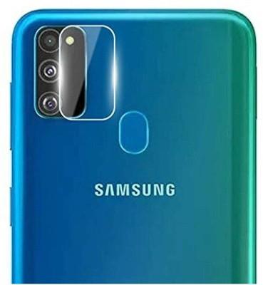 KHR Camera Lens Protector for Samsung m30s Lens Protector Flexible Tempered Glass Protector Screen Guard(Pack of 2)