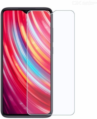 Buynow Tempered Glass Guard for Xiaomi Redmi Note 8 Pro(Pack of 1)