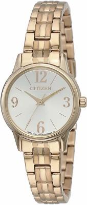 Citizen EX0293-51A Analog White Dial Women's Watch (EX0293-51A)