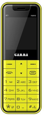 GAMMA K1 Nano(Yellow)