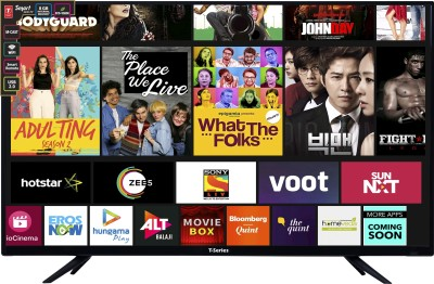 T-Series 102cm (40 inch) Full HD LED Smart TV(TS4201Smart)