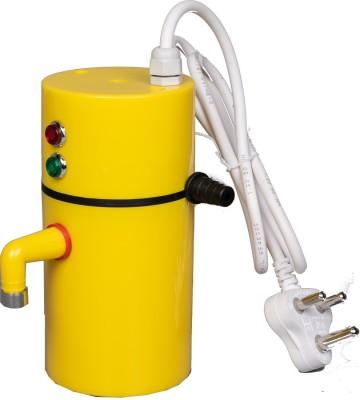 remson 100 L Instant Water Geyser (Instant electric geyser, Yellow)