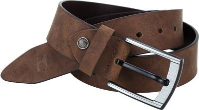 Alton Men Casual Brown Genuine Leather Belt