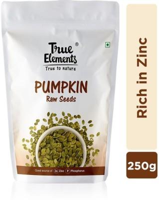 True Elements Raw Pumpkin Seeds 250 g True Elements Edible Seed
