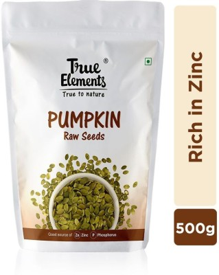 True Elements Raw Pumpkin Seeds(500 g)