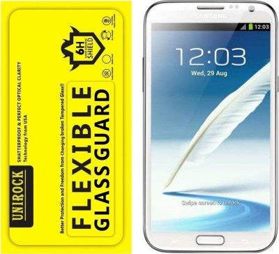 Unirock Impossible Screen Guard for Samsung Galaxy Note 2(Pack of 1)