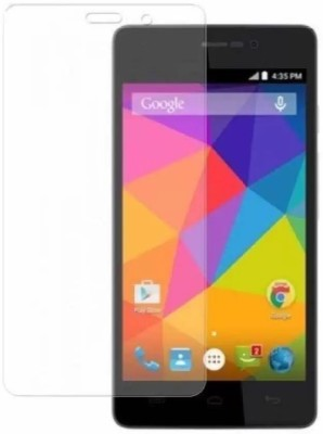MudShi Impossible Screen Guard for Micromax Canvas Fire 5(Pack of 1)