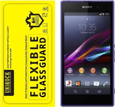 Unirock Impossible Screen Guard for Sony Xperia Z1(Pack of 1)