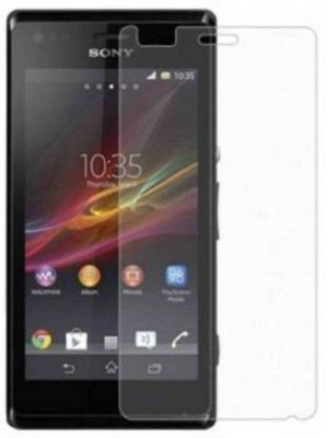 SRT Tempered Glass Guard for Sony Xperia M(Pack of 1)