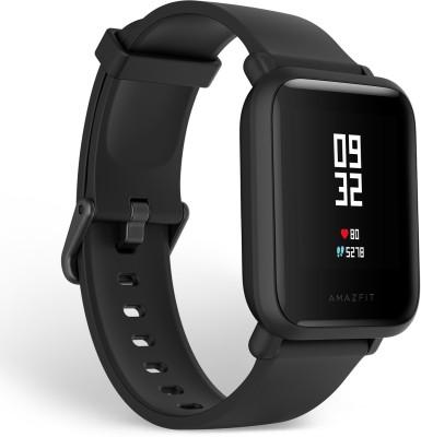 Huami Amazfit Bip *** Smartwatch(Black Strap Regular)