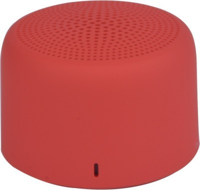 Portronics PICO 3 W Bluetooth Speaker(Red, Stereo Channel)