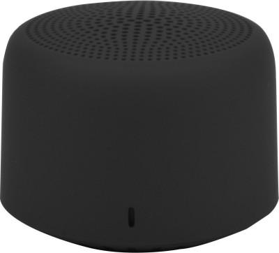 Portronics POR-312 Pico 3 W Bluetooth Speaker(Black, Stereo Channel)