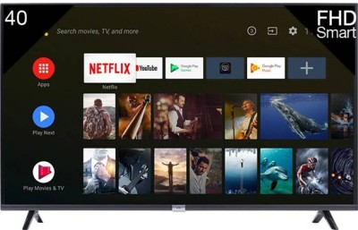Image of TCL 40 inch Full HD LED Smart TV which is one of the best tv under 15000