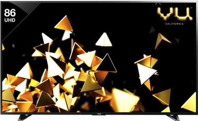 Vu Pixelight HDR 218cm (86 inch) Ultra HD (4K) LED Smart Android TV