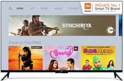 Mi 4 Pro 138.8 cm (55) Ultra HD (4K) LED Smart Android TV
