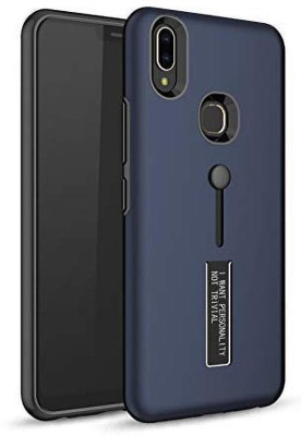 YOFO Back Cover for MI Note 7 Pro, MI Note 7S, MI Note 7(Blue, Camera Bump Protector)