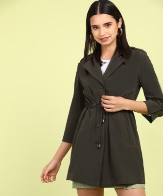 Insua Polyester Blend Coat