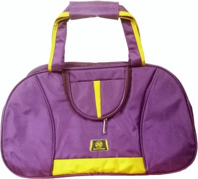 new alfa  Expandable  duffel bag Travel Duffel Bag Purple