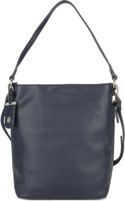 Tommy Hilfiger Women Blue Hand-held Bag
