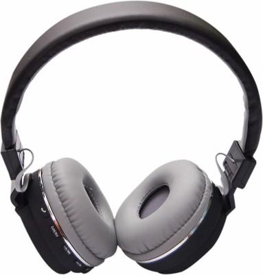 Nine9 SH12 Bluetooth Headset(Black, On the Ear)