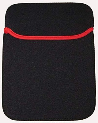 ClassyTek 12 inch Expandable Sleeve/Slip Case Red, Black