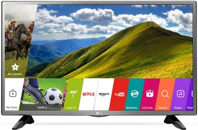 LG 80cm (32 inch) HD Ready LED Smart TV(32LJ573D -TA)