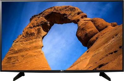 LG 108Cm (43 inch) Full HD LED TV(43LK5260PTA)