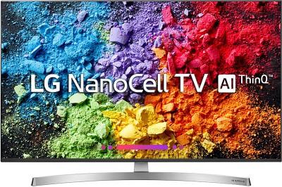 LG 123cm (49 inch) Ultra HD (4K) LED Smart TV(49SK8500PTA)