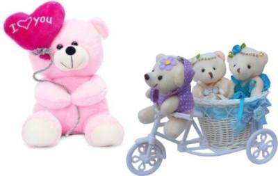 kuku Soft Toy, Showpiece Gift Set