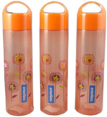 DOVEAZ Bottle Shaker Bottle/Water Bottle 1500 ml Bottle 1500 ml Bottle(Pack of 1, Orange)