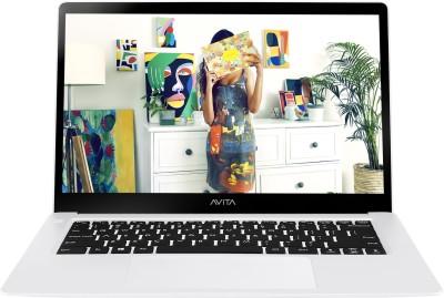 Avita Liber Core i5 7th Gen    8  GB/256  GB SSD/Windows 10 Home  NS14A1IN010P Thin and Light Laptop 14 inch, Pearl White, 1.46 kg Avita Laptops