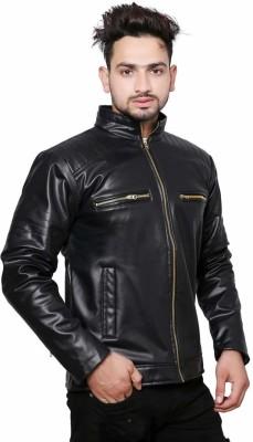 lapataclub Full Sleeve Solid Men Jacket