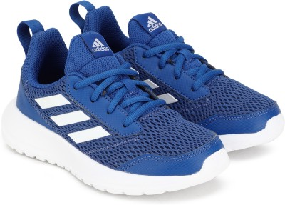 ADIDAS Boys Lace Running Shoes Blue