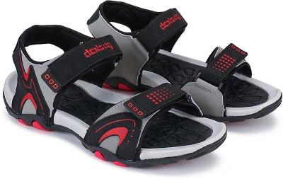 Density Men Red Sandals