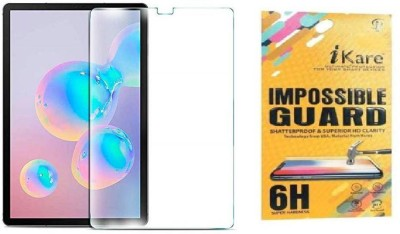 iKare Impossible Screen Guard for Samsung Galaxy Tab S6(Pack of 1)