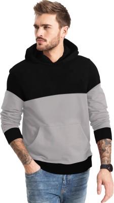 BRAVESOUL Full Sleeve Solid Men Sweatshirt