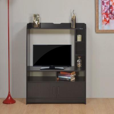 Nilkamal Lopez Engineered Wood TV Entertainment Unit(Finish Color - Wenge)