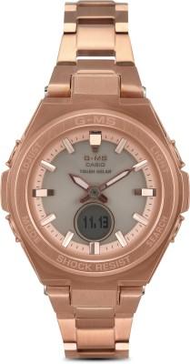 Casio BX170 Baby-G ( MSG-S200DG-4ADR ) Analog-Digital Watch - For Women