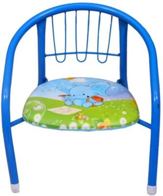 ATC - TULIP Metal Chair(Finish Color - Orange)