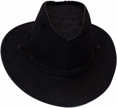 Leysin Hat(Black, Pack of 1)
