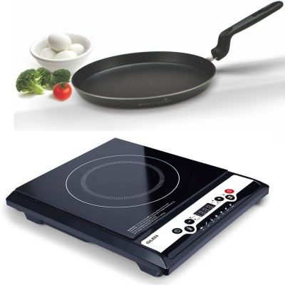 GLEN SA-3070EXnCWNSGRCPAN26 Induction Cooktop(Black, Touch Panel)