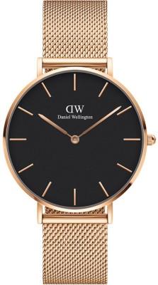 Daniel Wellington DW00100279 Classic Bayswater 36mm Rose Gold Analog Watch  – For Women