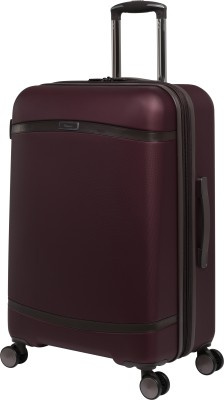 IT Luggage Quaint Expandable  Check in Luggage   28 inch Maroon