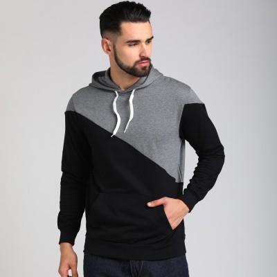 SKITTZZ Full Sleeve Self Design Men Sweatshirt